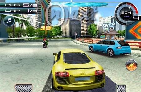 都市赛车5