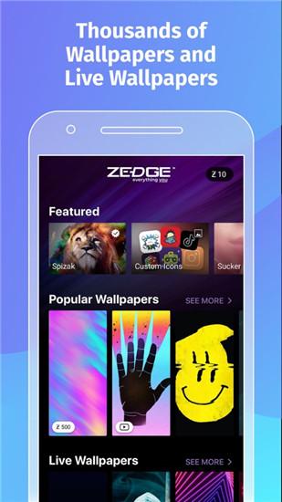 Zedge最新版下载