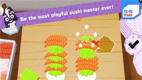 哦寿司2破解版无限金币下载