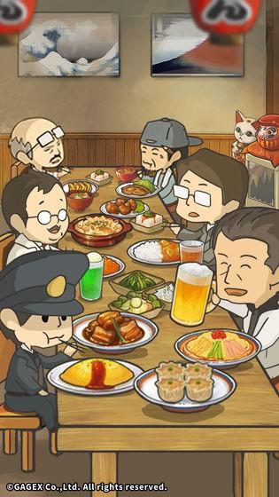 众多回忆的食堂故事无限体力金币版下载